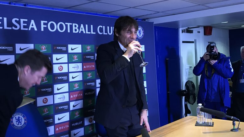Antonio Conte: 'I do not have to explain Michy Batshuayi snub'
