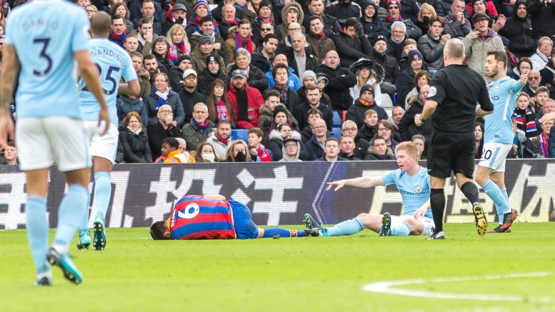 Guardiola Praises Palace After City Draw, Jesus Out For Two Months