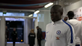 N'Golo Kante. Photo Chelsea TV