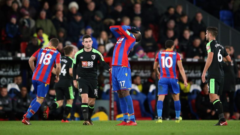 Jermain Defoe Rattles In A Sublime Half-Volley Against Crystal Palace