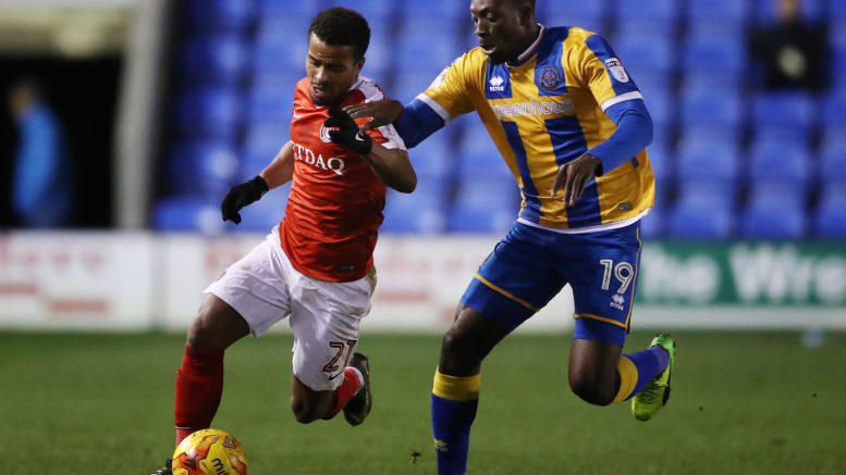 Shayon Harrison joins Southend United on loan for remainder of the season
