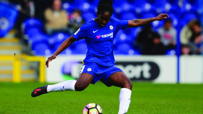 Phil Neville opens England door with surprise selection of Anita Asante