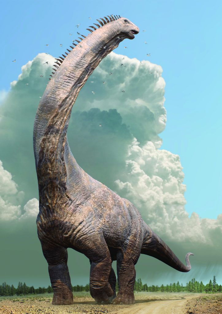 Take A Walk With Dinosaurs South London News