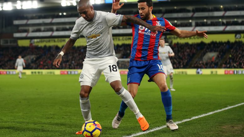 United won awesome  match at Palace, says Mourinho