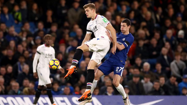 Chelsea beats Palace in EPL before trip to Barcelona