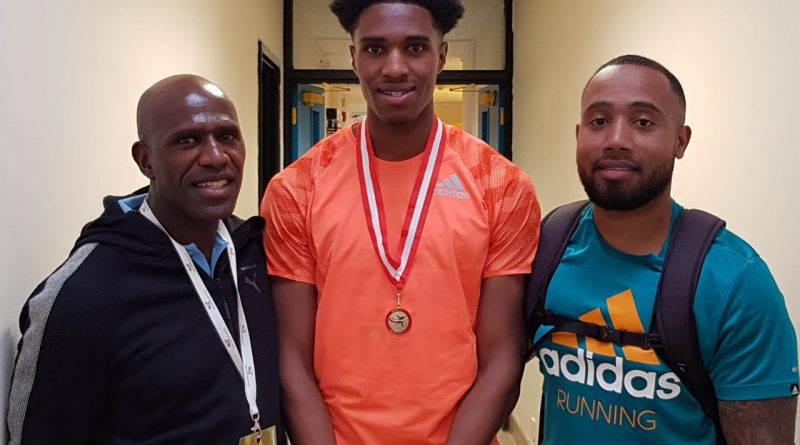 Hercules Wimbledon Athletics round-up: Miller wins English title and heading to World Junior Championships