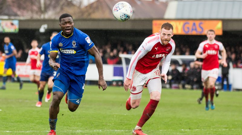 AFC Wimbledon defender Oshilaja aiming for even better season despite hat-trick of top awards