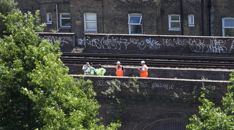 Three men killed at Loughborough Junction rail station