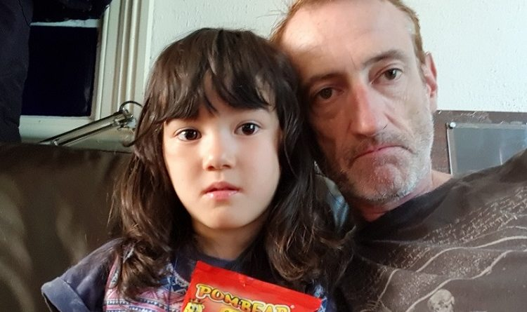 Anger over parking ticket as daughter chokes on a crisp