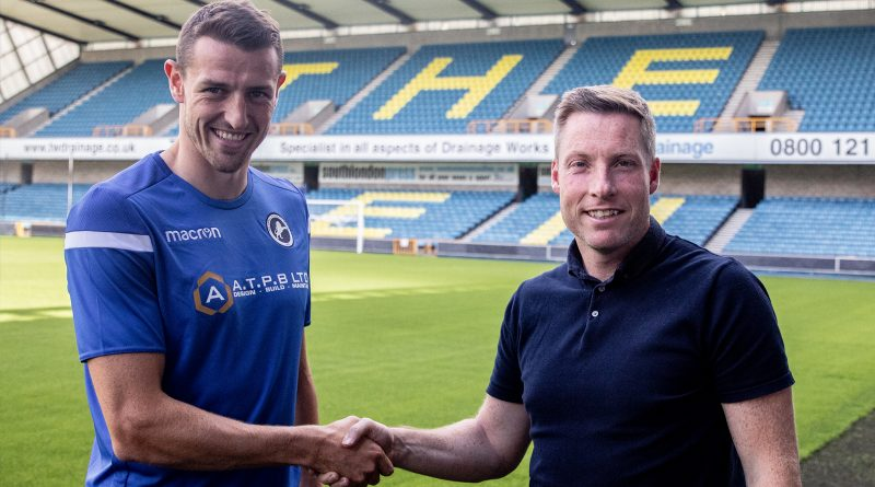 Millwall make signing number one of the summer – Scunthorpe United defender Murray Wallace