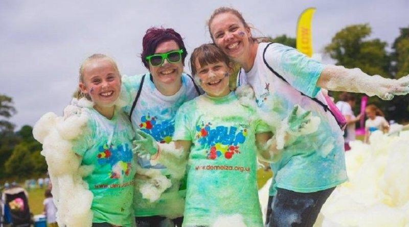 Join the bubble rush race avery hill park greenwich for the join the bubble rush race avery hill park greenwich for the demelza house altavistaventures Choice Image