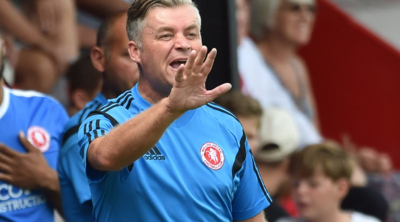 Welling United boss Steve King: Charlton Athletic goal should not have stood