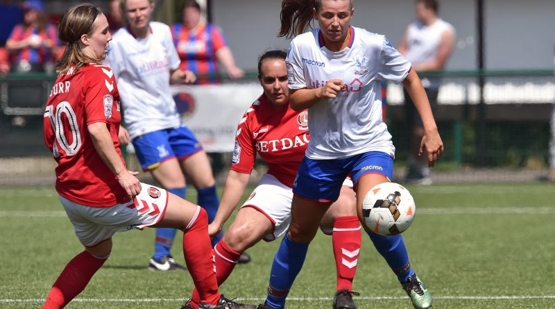 Crystal Palace Ladies land spot in FA Women's Championship