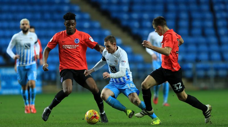 Trialist Rohan Ince set to feature for Charlton against Brighton on Tuesday