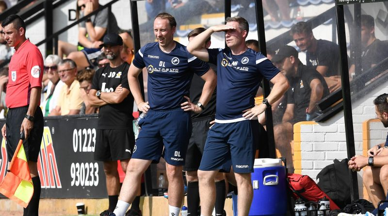 Neil Harris: Millwall have made two bids for attacking players