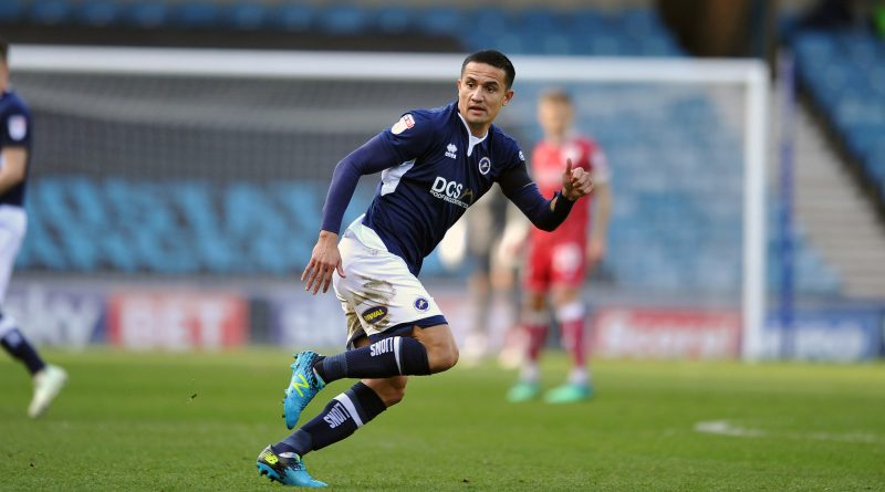 Millwall legend Tim Cahill announces retirement from international football