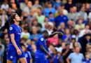 Alonso strikes sensational winner as Chelsea top the Premier League as they beat rivals Arsenal 3-2 at Stamford Bridge.