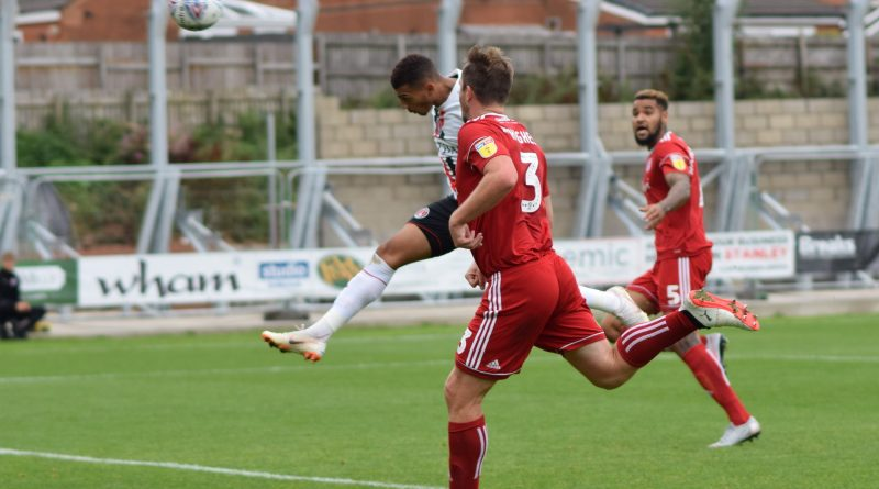 Accrington Stanley 1-1 Charlton Athletic: Addicks settle for point after being pegged back late on