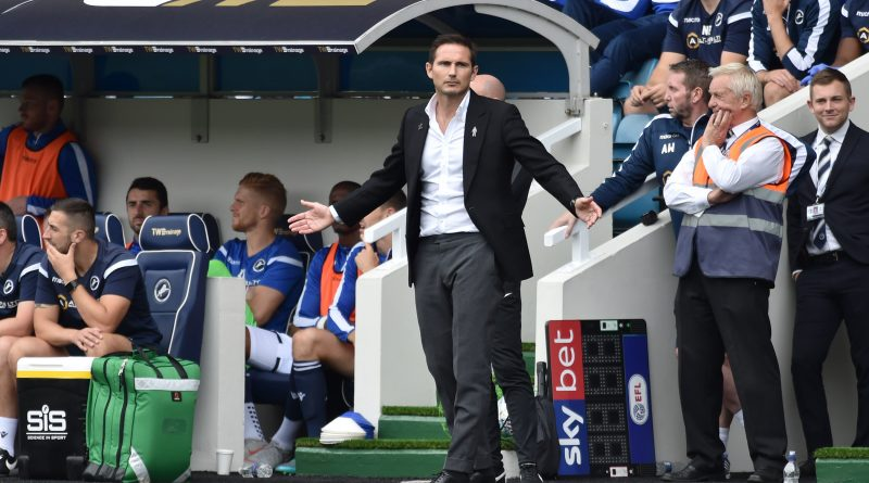 Derby County manager Lampard: I've played in a lot more hostile grounds than The Den
