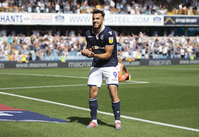 Millwall v Derby County line-ups: Lions at full strength for visit of Frank Lampard's Rams