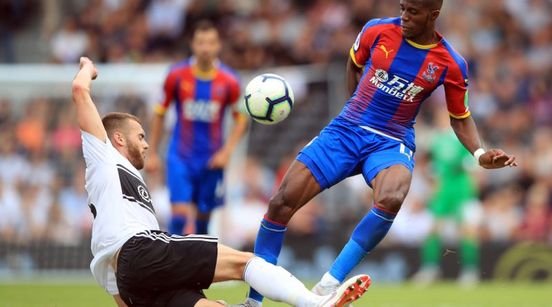Roy Hodgson – Crystal Palace's Wilfried Zaha is one of the world's top players