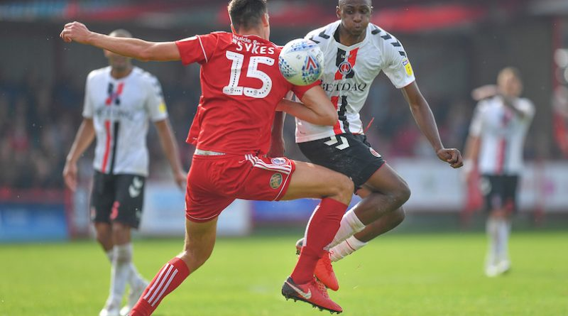 Joe Aribo calls for Charlton to show a ruthless streak following draw with Accrington Stanley