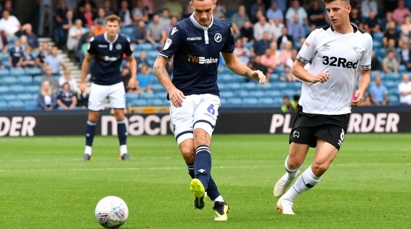 Millwall midfielder reveals two Derby County players who came in for special treatment at The Den