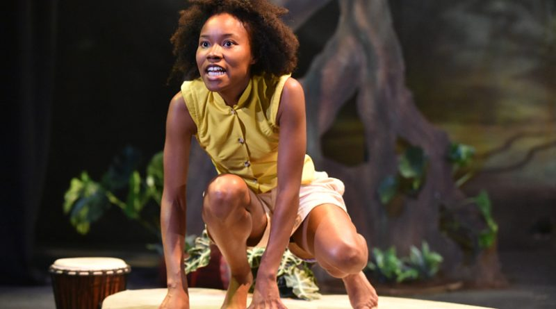 New photos of The Jungle Book released