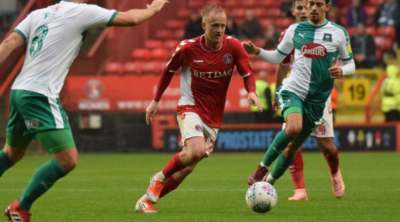 Charlton are on a par with the League One pacesetters according to midfielder Ben Reeves