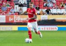 Charlton defender Patrick Bauer ruled out with knee ligament damage