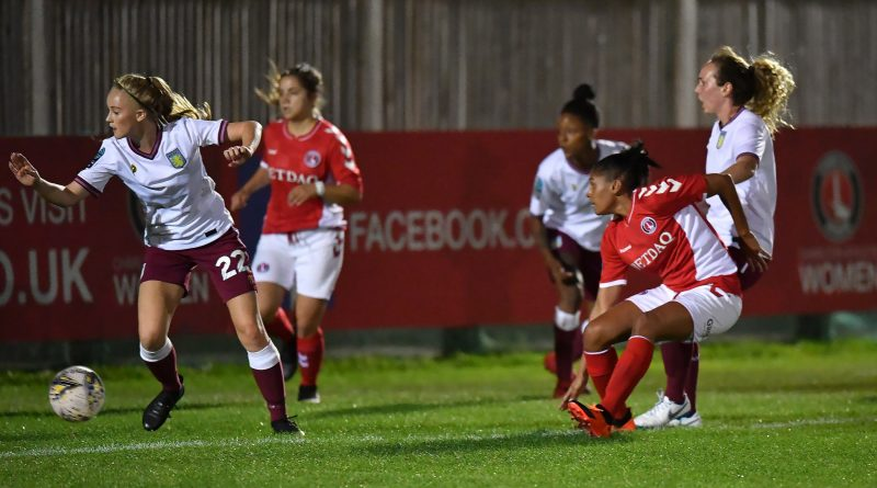 Charlton Athletic 2 Aston Villa 0 – Gemma Bryan at double as Addicks start with Championship win