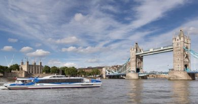 Days Out: MBNA Thames Clippers, London
