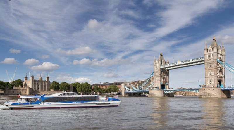 What's On: Euphony Voices performs on the Thames Clipper this month