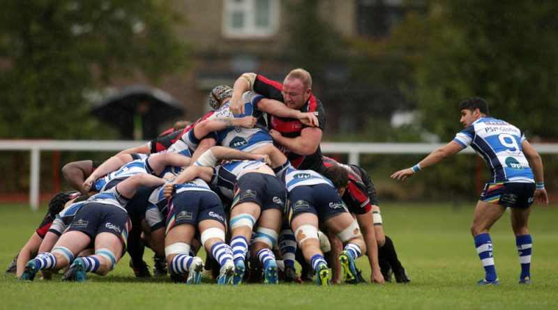 Blackheath 15 Darlington Mowden Park 0 – Club secure first Well Hall win of the season
