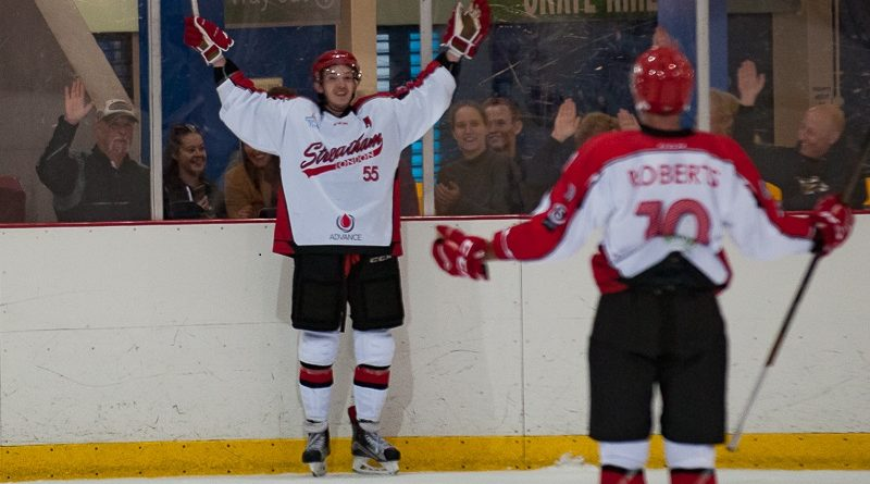 Ice-hockey: Streatham new boy Roberts has mixed weekend
