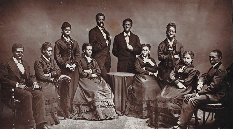 South London Memories: Remembering the liberated voices of USA performers The Fisk Jubilee Singers