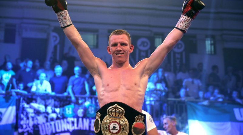 Trio of South London boxers in action at Copper Box Arena next month