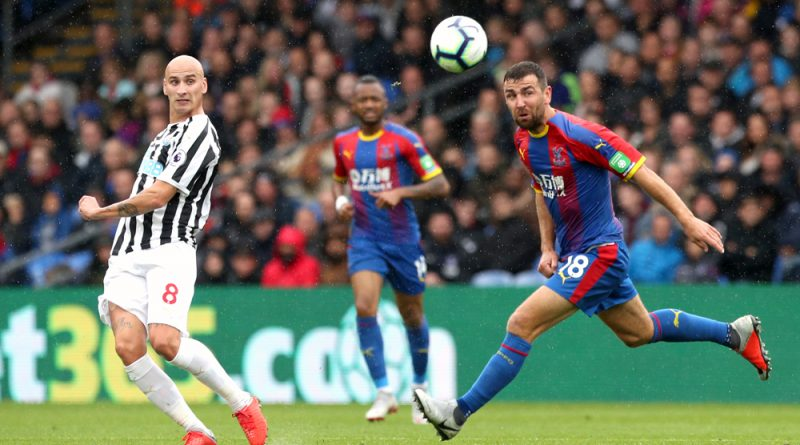 Palace midfielder McArthur dissects draw with Newcastle United