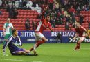 In-form Charlton Athletic striker Karlan Grant set scoring target