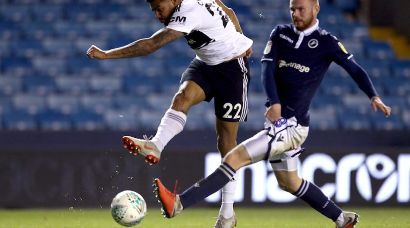 Millwall 1 Fulham 3 – Lions can't upset Premier League opposition as they suffer EFL Cup KO
