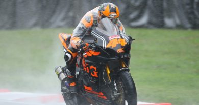 Rea not happy with Oulton Park result despite scoring more points