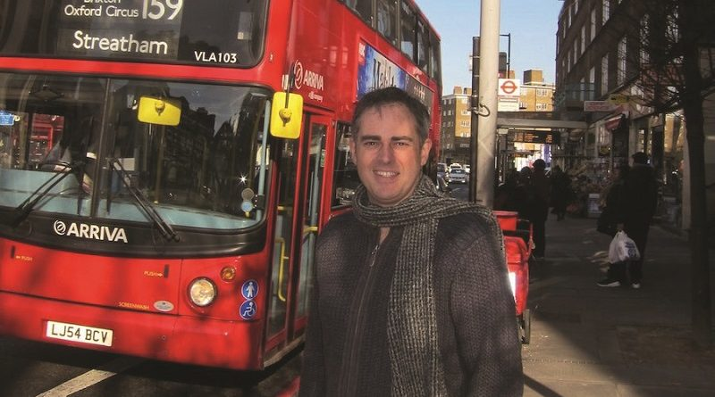 Green Party leader Jonathan Bartley has third party ambitions for Lambeth and across the country