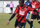 Erith Town striker Ken Charles signs for Colchester United