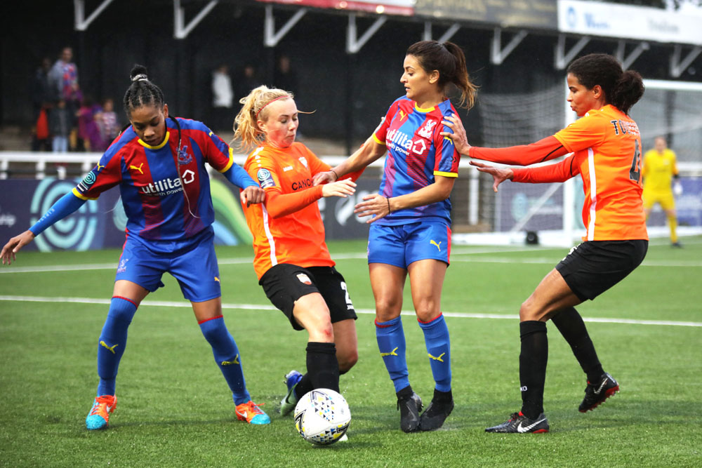 Crystal Palace Ladies secure first Championship win