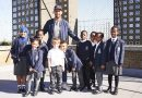 Premier League star backs national campaign for digital safety in schools