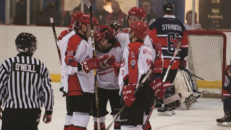 Ice-hockey Webb wants Streatham to tame Swindon Wildcats