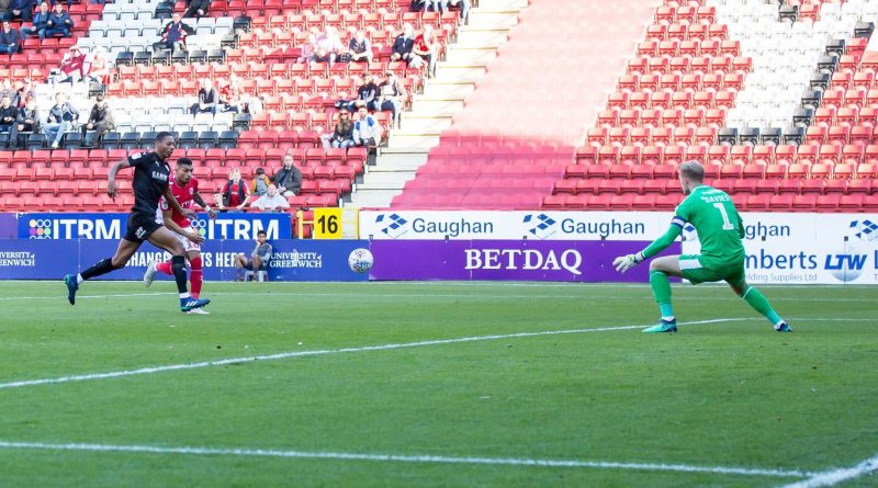 Charlton Athletic 2-0 Barnsley: Superb Addicks triumph thanks to Karlan Grant brace