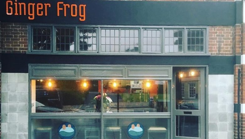 Food & Drink: Ginger Frog, Wallington