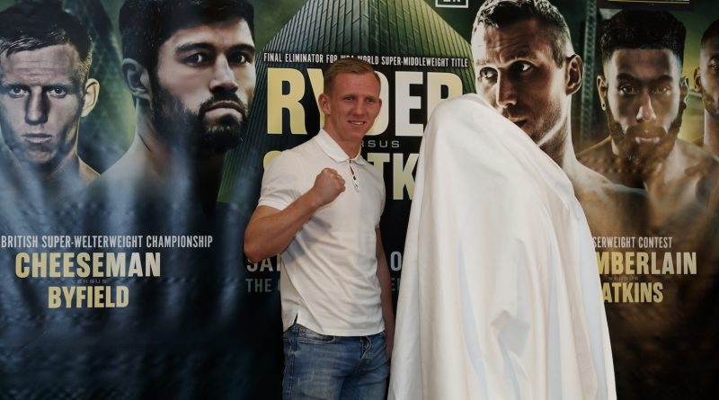 Asinia Byfield: Ted Cheeseman will not last the distance against me