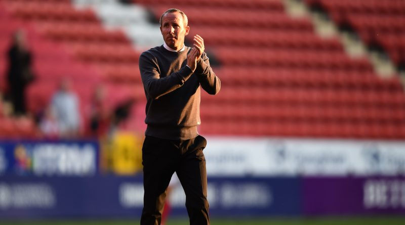 Charlton boss Lee Bowyer: Barnsley win was our best performance of the season